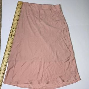 A new day midi skirt rose pink